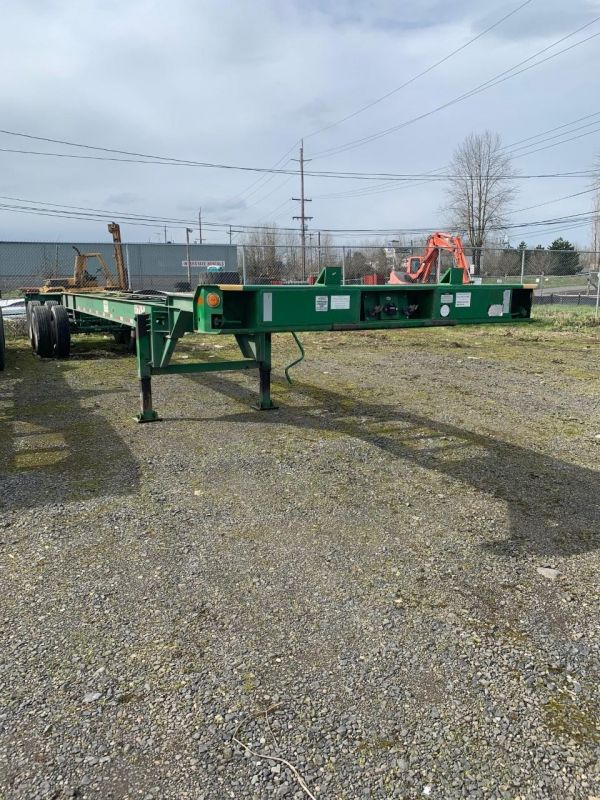 2015 CIMC 40FT CHASSIS 7040786059